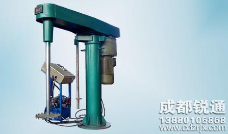 用于涂料、乳胶漆生产的高速分散机