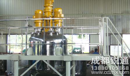 用于树脂、胶黏剂等产品生产的不锈钢反应釜